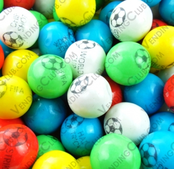 CLAVE 18 <br><strong>CHICLE BALONES FUTBOL </strong><br>1.4KG