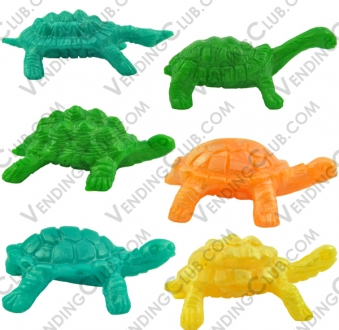 CLAVE 194 <br><strong>MINI TORTUGAS </strong><br>200 PIEZAS