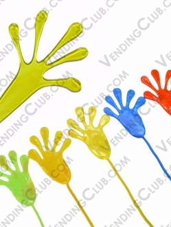 CLAVE 418 <br><strong>MEDIUM STICKY HANDS </strong><br>100 PIEZAS