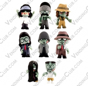 CLAVE 50 <br><strong>HOMIES ZOMBIES FIGURINES </strong><br>100 PIEZAS