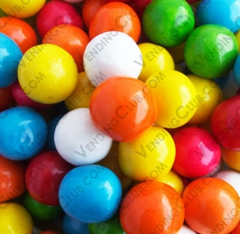 CLAVE 555 <br><strong>CHICLE BOLA 2KG </strong><br>(223 pzas aprox.)