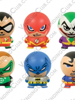 CLAVE 57 <br><strong>DC COMICS CAPSULE BUILDABLE </strong><br>50 PIEZAS