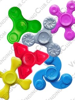 CLAVE 572<br><strong>SPINNERS </strong><br>100 PIEZAS