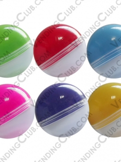 CLAVE 614 <br><strong>CAPSULA REDONDA 51 MM COLORES </strong><br>