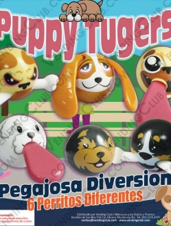EXHIBIDOR PUPPY TUGERS