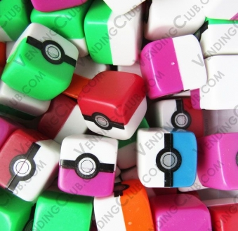 CLAVE 681 <br><strong>POKECUBO </strong><br>100 PIEZAS