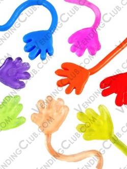 CLAVE 398 <br><strong>SMALL STICKY HANDS </strong><br>100 PIEZAS