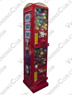 CLAVE 569<br><strong>LUCA MAQUINA PHONE BOX </strong><br>1 PIEZA