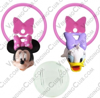 CLAVE 815 <br><strong>MINNIE &#038; DAYSI RINGS ENCAPSULADO 1.4 &#171;$10 </strong><br>100 PIEZAS