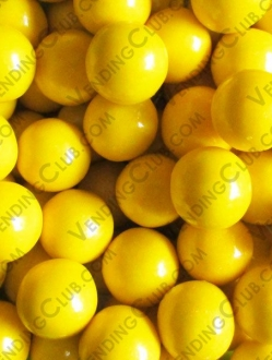 CLAVE 861 <br><strong>CHICLE BOLA AMARILLO 2KG </strong>