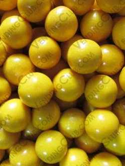 CLAVE 870 <br><strong>CHICLE BOLITA  AMARILLO 2KG </strong>