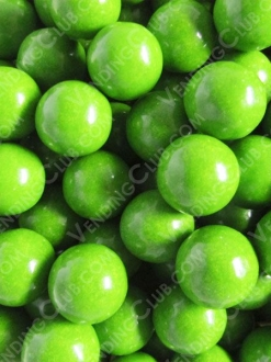 CLAVE 881 <br><strong>CHICLE BOLITA VERDE 2KG </strong>