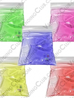 CLAVE 941 <br><strong>SLIME PACKS </strong> 100 PIEZAS