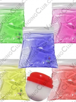 CLAVE 942 <br><strong>SLIME PACKS $10 ENCAPSULADOS </strong><br>100 PIEZAS