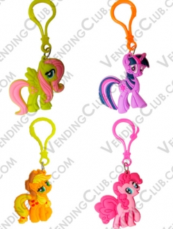 CLAVE 992 <br><strong>LLAVERO MY LITTLE PONY </strong><br>50 PIEZAS