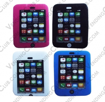 CLAVE 630 <br><strong>CELL PHONE ERASERS </strong><br>100 PIEZAS