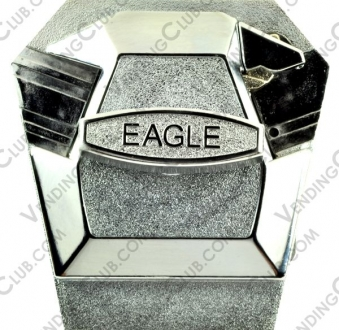 EAGLE MONEDERO $2 DOBLE ENTRADA ($1+$1))